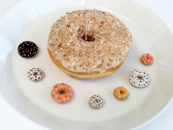fuzz doughnuts